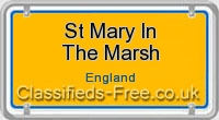 St Mary In The Marsh board